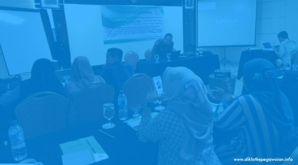 Pelaksanaan Bimtek Penyusunan Road Map Reformasi Birokrasi Instansi Pemerintah